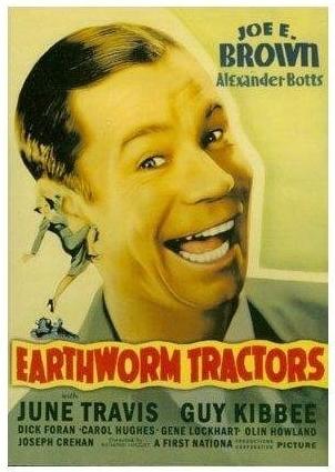 earthworm-tractors