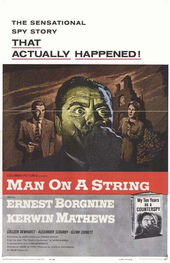 man-on-a-string